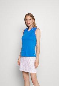 Calvin Klein Golf - CASPIAN SLEEVELESS - Top - yale blue - 0