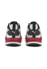 Puma - X-RAY LITE  - Trainers - black-gray violet-white-red - 3
