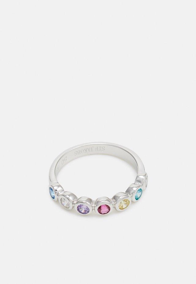 SARDINIEN SETTE - Anello - silver-coloured