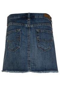 Polo Ralph Lauren - SKIRT - Denimová sukně - bales wash - 1