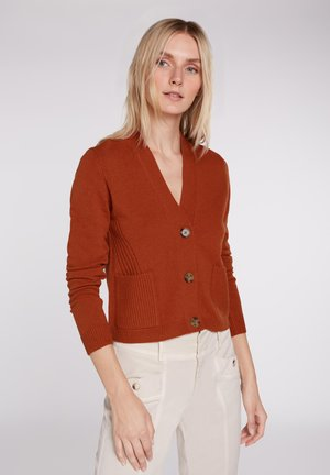 CROPPED - Cardigan - picante