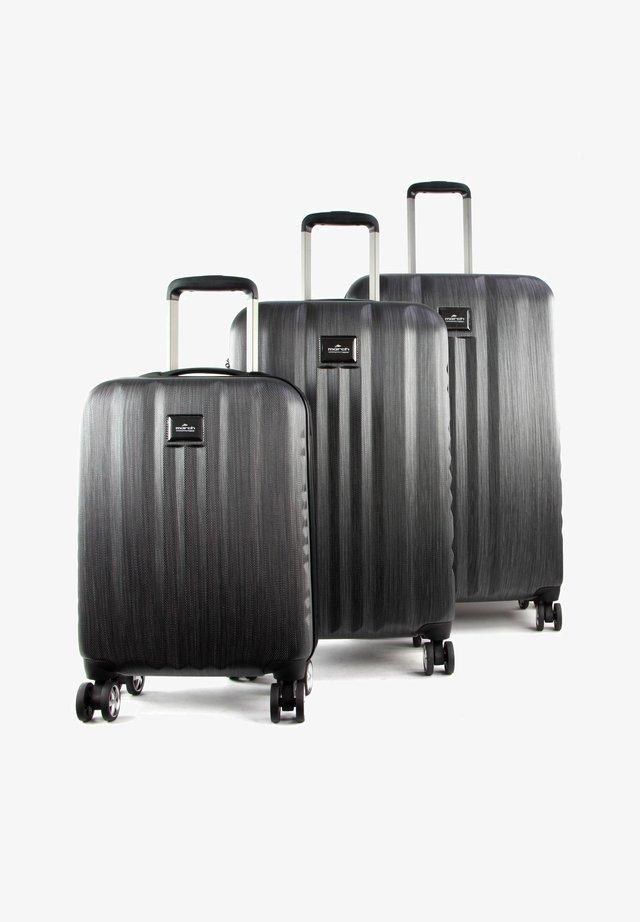 FLY  - Wheeled suitcase - black brushed