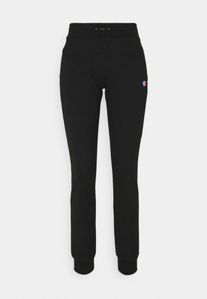LADIES PANTS - Tracksuit bottoms - black