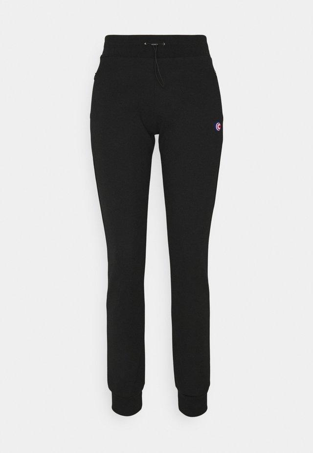 LADIES PANTS - Teplákové kalhoty - black