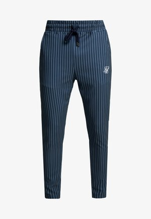 SMART JOGGER PANT - Broek - navy/grey