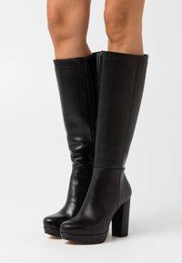 Bullboxer - High heeled boots - black - 0