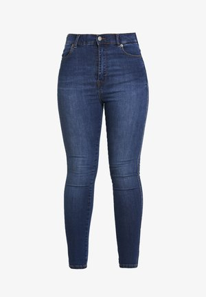 MOXY HIGH RISE - Jeans Skinny Fit - atlantic deep blue