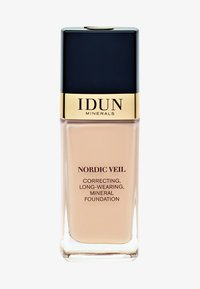 IDUN Minerals - NORDIC VEIL - Foundation - siri - medium neutral - 0