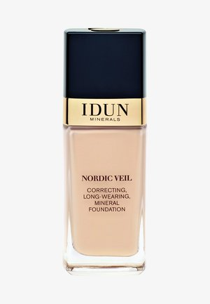 NORDIC VEIL - Foundation - siri - medium neutral