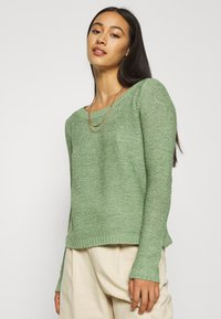 ONLY - ONLGEENA - Jumper - hedge green - 0