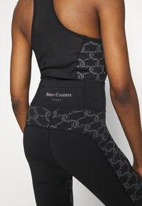 Juicy Couture - RAVEN - Legging - black - 4