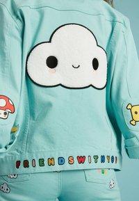 Guess - Denim jacket - himmelblau - 4