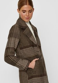 ONLY - Classic coat - chicory coffee - 3