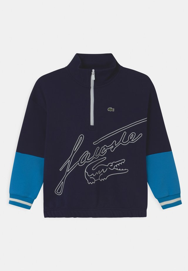 Sweatshirt - navy blue/ibiza