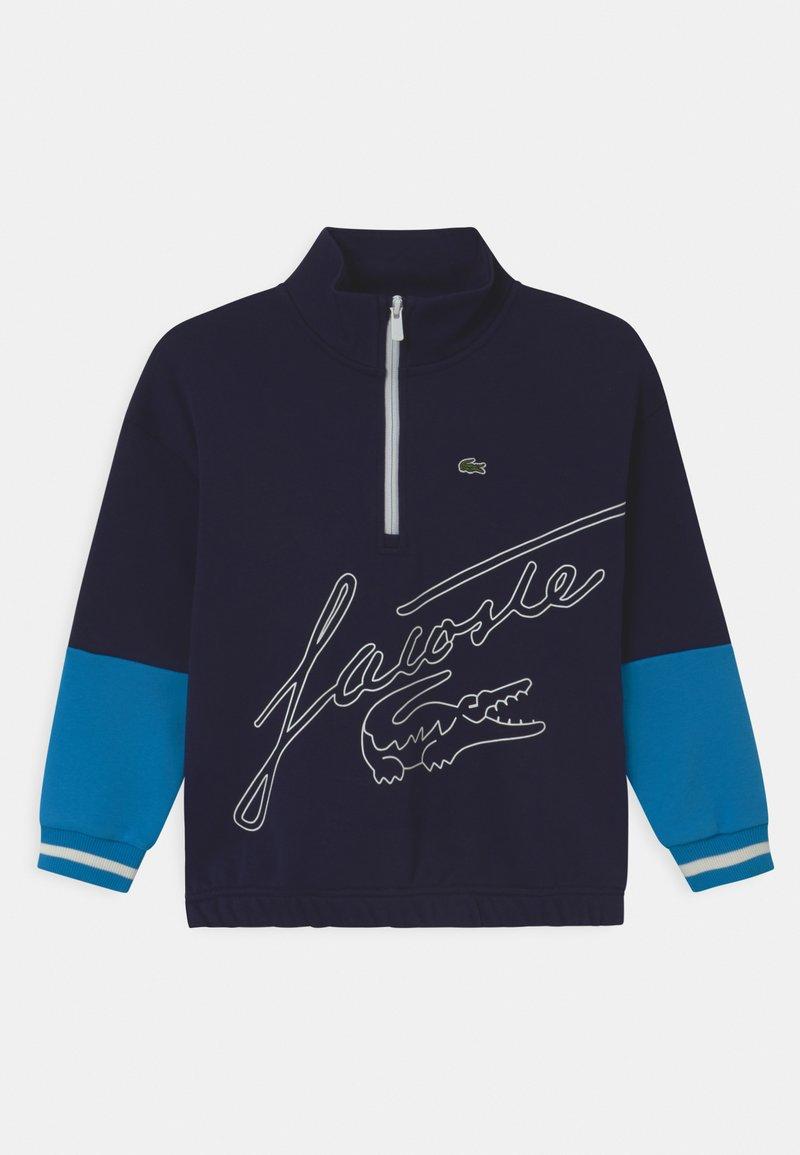 Lacoste - Sweatshirt - navy blue/ibiza
