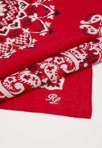 Polo Ralph Lauren - VINTAGE BANDANA - Foulard - startboard red - 2