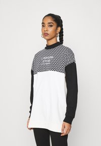 River Island - Sweatshirt - black - 0