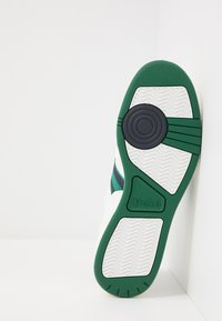 Polo Ralph Lauren - COURT ATHLETIC SHOE - Tenisky - white/kelly green - 4