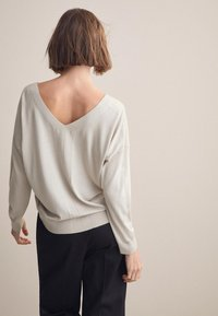 Falconeri - Sweatshirt - gesso - 2