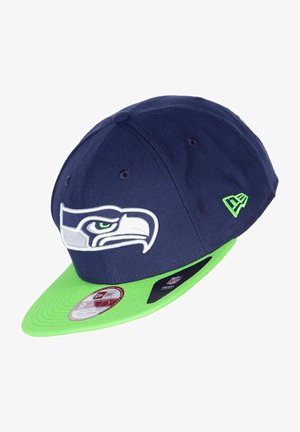 SEATTLE SEAHAWKS - Cap - blue