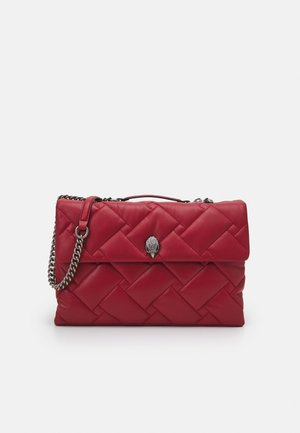 KENSINGTON SOFT XXL - Handbag - red