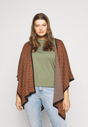 SAGA - Cape - brown