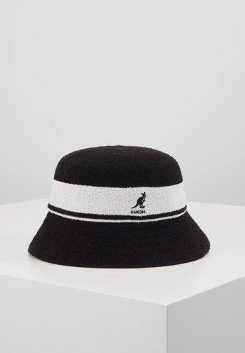 BERMUDA STRIPE BUCKET UNISEX - Hat - black