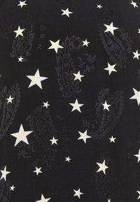 Fabienne Chapot - HALL COCO SKIRT - Pencil skirt - black/warm white - 2
