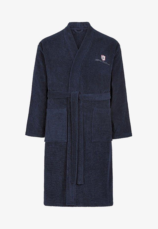 JANNING - Dressing gown - dark blue
