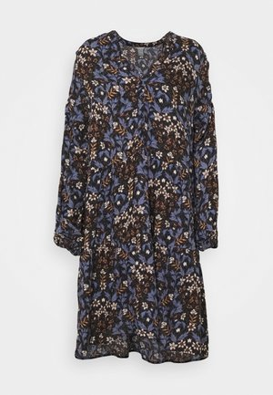 DRESS FANNY - Vapaa-ajan mekko - dusty blue
