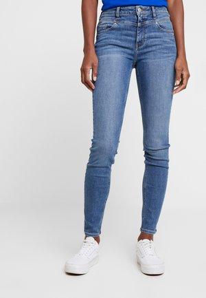 Jeans Skinny - blue medium wash