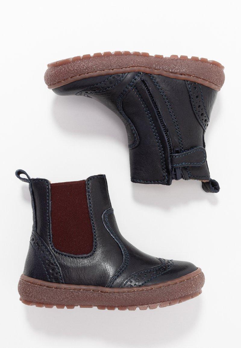 Bisgaard - BOOTIES - Classic ankle boots - navy
