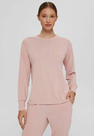 Pyjama top - old pink