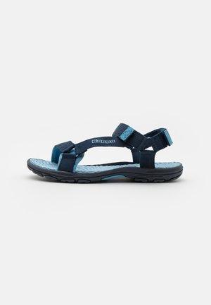 UNISEX - Outdoorsandalen - navy/mid blue