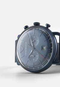 Emporio Armani - Kronografklockor - blue - 6