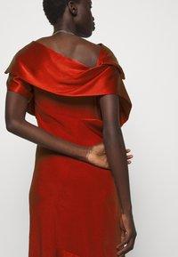 Vivienne Westwood - AMNESIA DRESS - Koktejlové šaty/ šaty na párty - red - 5