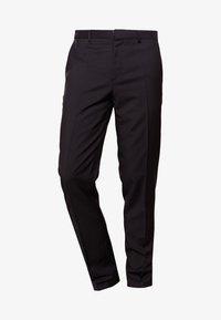 HUGO - HARTLEYS - Pantalón de traje - black - 5