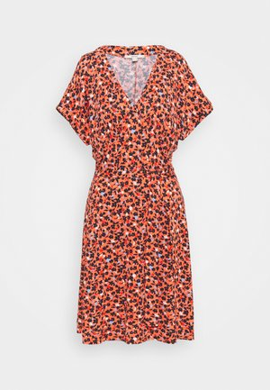 Jersey dress - coralle