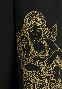 MOSCHINO - DRESS - Vestido ligero - fantasy black - 2