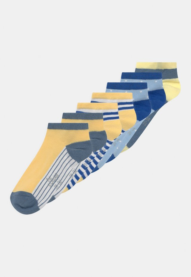 ONLINE JUNIOR PATTERNED 7 PACK - Socken - solar power