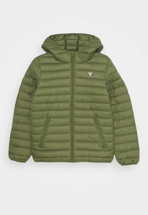 JUNIOR UNISEX PADDED PUFFER - Winter jacket - sand dollar