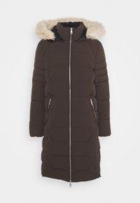 Esprit - Winter coat - dark brown - 0