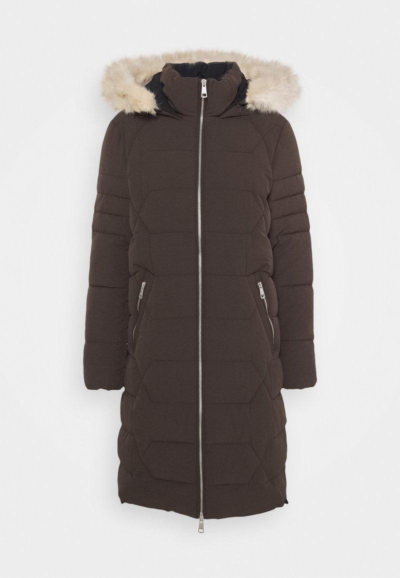 Esprit - Winter coat - dark brown