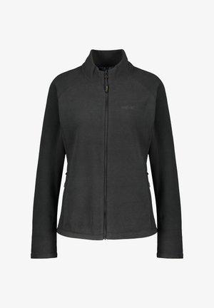 BREVIK BASIC - Fleece jacket - schwarz (200)