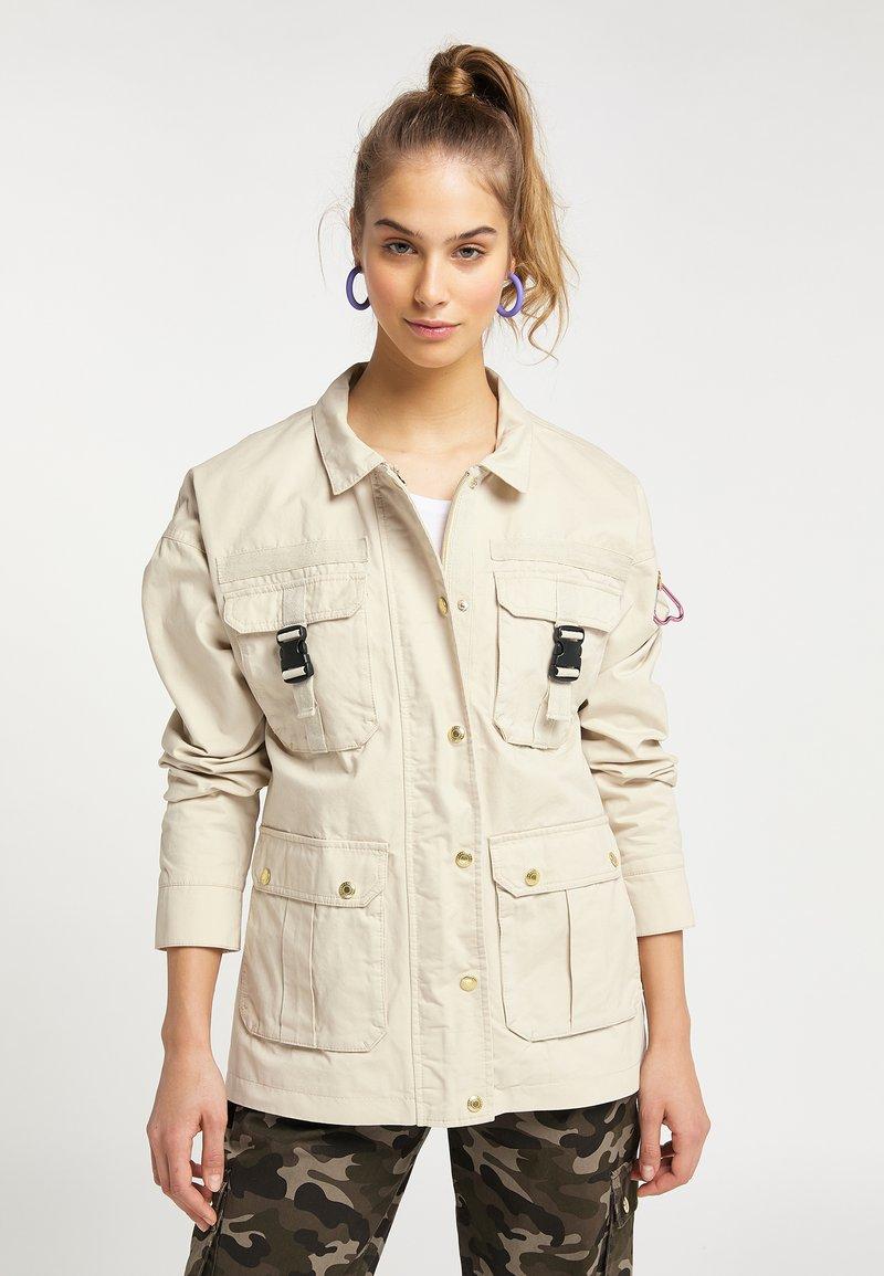 myMo - Light jacket - creme