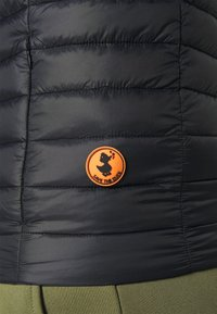 Save the duck - ADAM - Waistcoat - black - 4