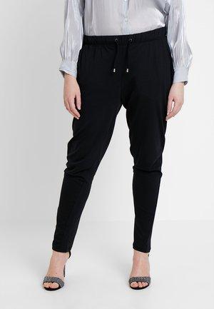 MINA LONG PANT - Tracksuit bottoms - black
