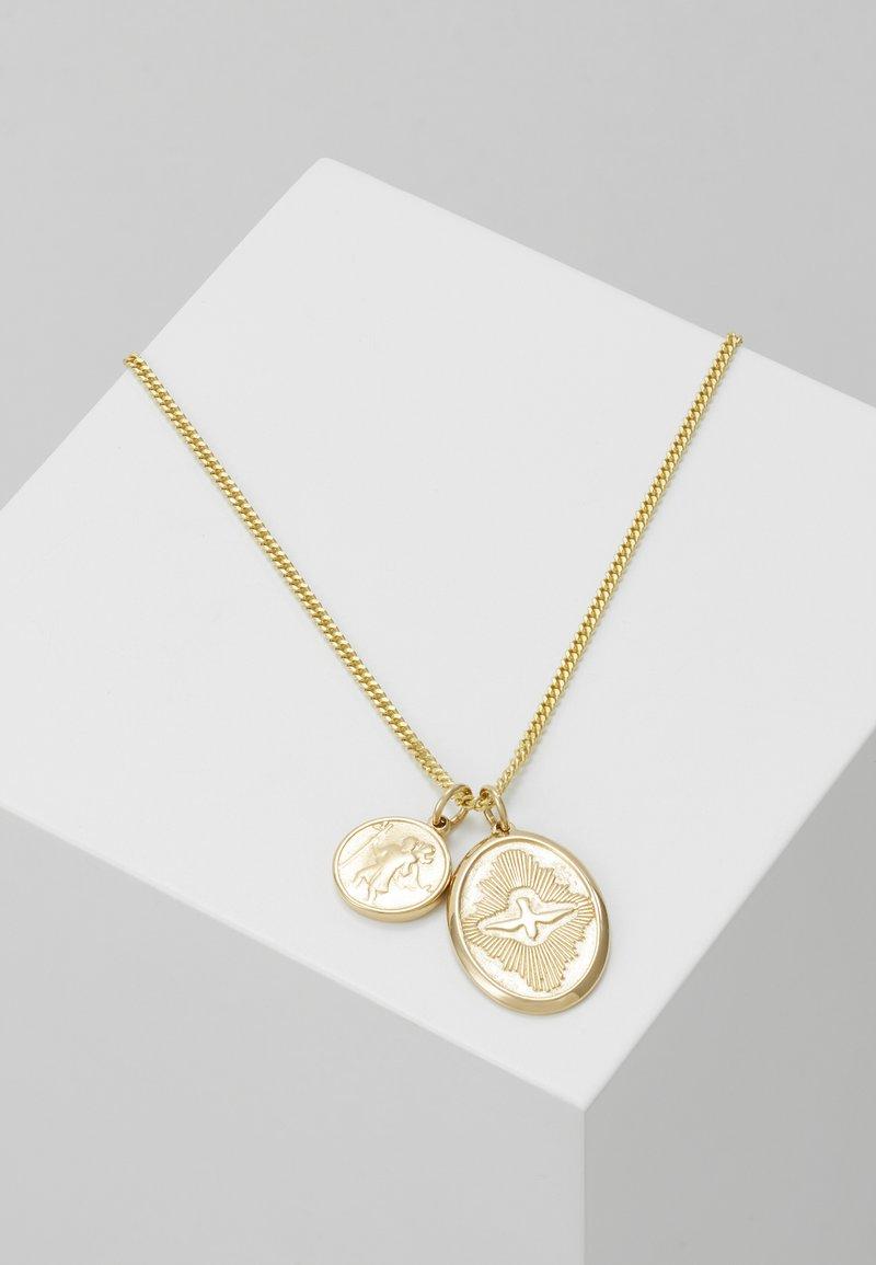 Miansai - MINI DOVE PENDANT - Collana - gold-coloured