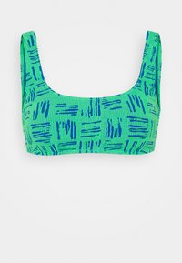 Seafolly - BODY CHECK TANK - Bikini top - fluro lime - 0