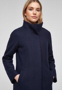s.Oliver - Classic coat - navy - 4